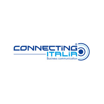 logo connecting italia
